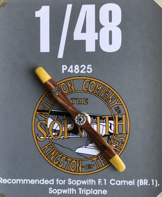Sopwith LP2850 propeller 1/48